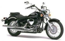 Yamaha DRAG STAR 125