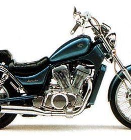 Suzuki intruder VS 600