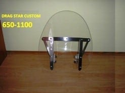 DRAG STAR CUSTOM 650-1100