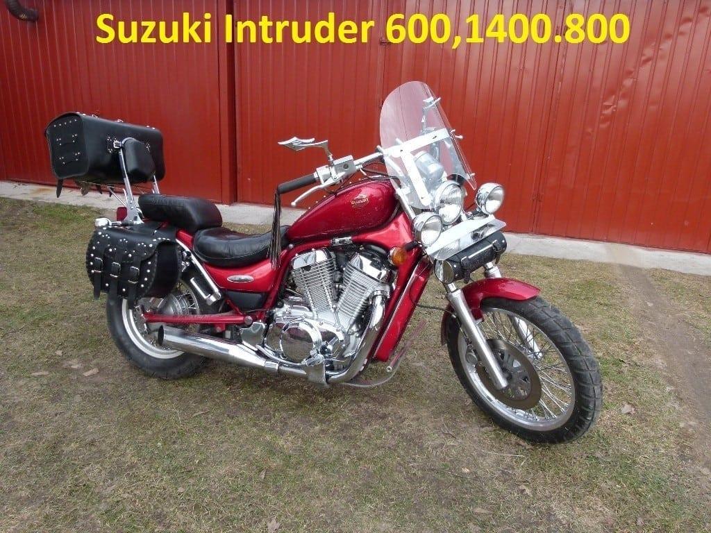 Szyba Suzuki Intruder VS 600