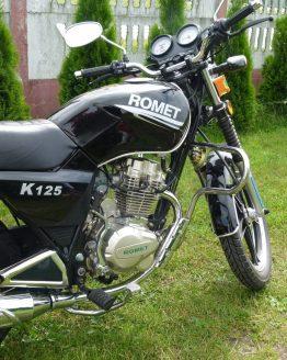ROMET ZK125 Gmole gmol