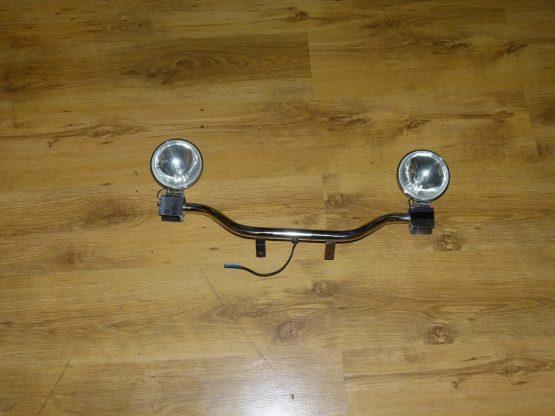 Suzuki Intruder VL 125 250 stelaż lajkbar lampy