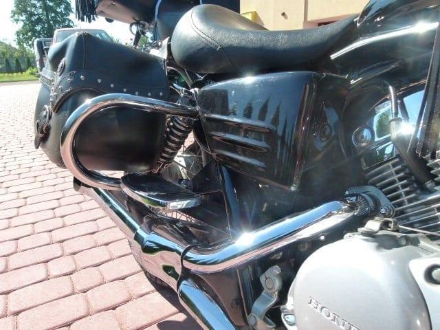 Honda VT 125 tylne gmole gmol