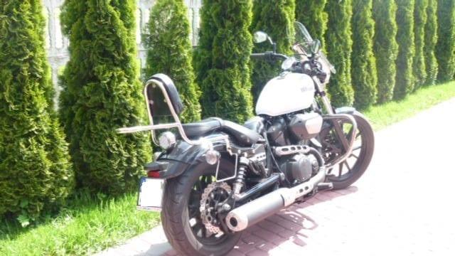 Sissy Bar Yamaha XV 950 R