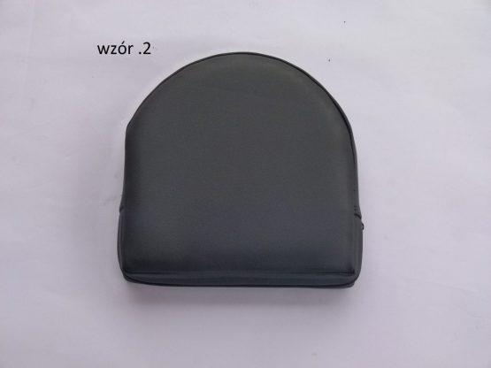Poduszka oparcie kierowcy pasażera yamaha xv 125 honda vsuzuki kawasak