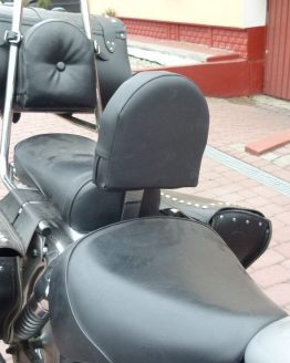 Oparcie sissibar kierowcy Suzuki Intruder vl 125-250 LC LC125