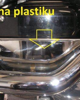 Osłona dekla plastikowego DRAG STAR CLASSIC CUSTOM 650