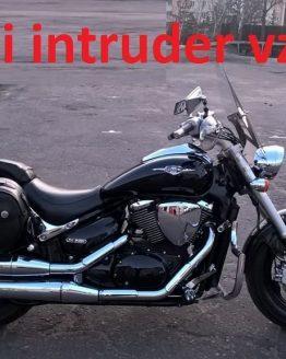 Szyba Suzuki intruder vz 800